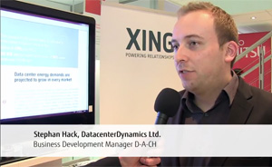 Stephan Hack ist Business Development Manager für die D-A-CH-Region bei DatacenterDynamics