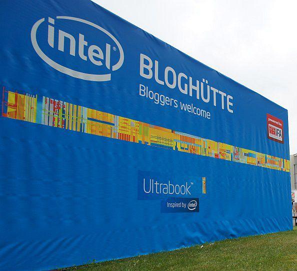 Intel BlogHütte