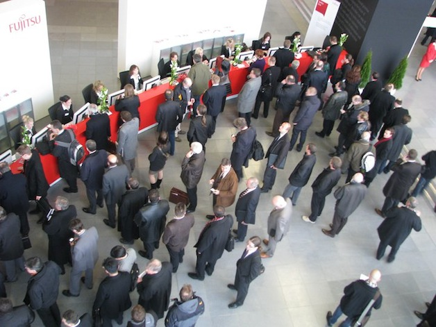 Fujitsu Forum Anmeldung
