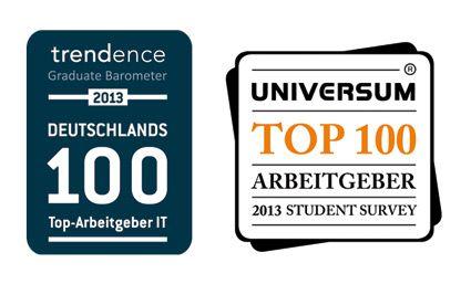 TOP 100 Arbeitgeber