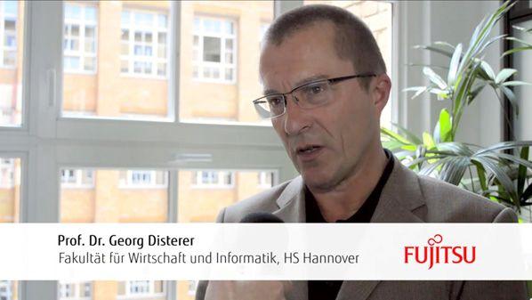 Prof. Dr. Georg Disterer