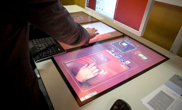 Fujitsu-Fraunhofer Intelligent Desk