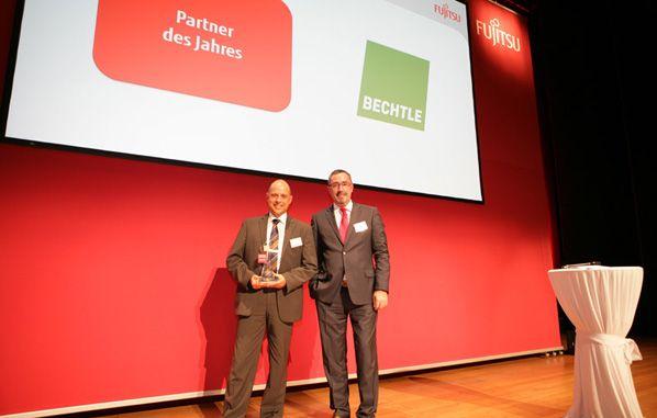 Partner des Jahres: Bechtle AG