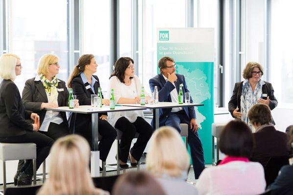 """Veranstaltungsreihe """"Frau und Karriere"""" im Rahmen der """"A³ Wirtschaftsdialoge"""""""
