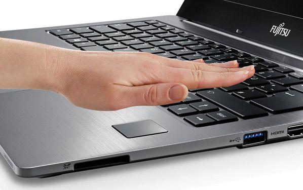 LIFEBOOK U904 - Palm Secure Detail