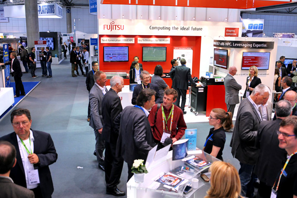 Fujitsu auf der International Supercomputing Conference 2014