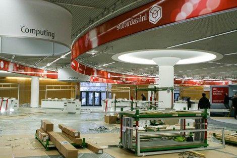 20141117-Fujitsu-Forum-2014-Aufbau-006