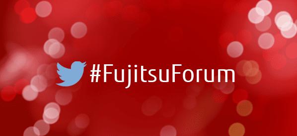 Social Media @ Fujitsu Forum 2014