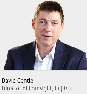 David Gentle, Director of Foresight, Fujitsu