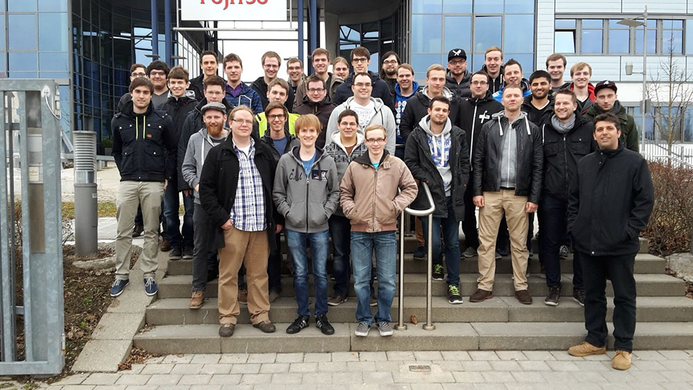 DHBW_Karlsruhe_Exkursion_Fujitsu