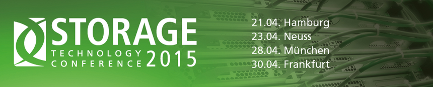 Storage Technology Conference 2015