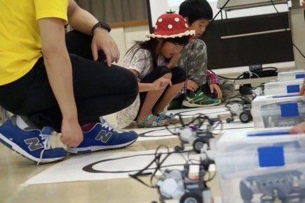 FTC_Kids_Robot_Event_7