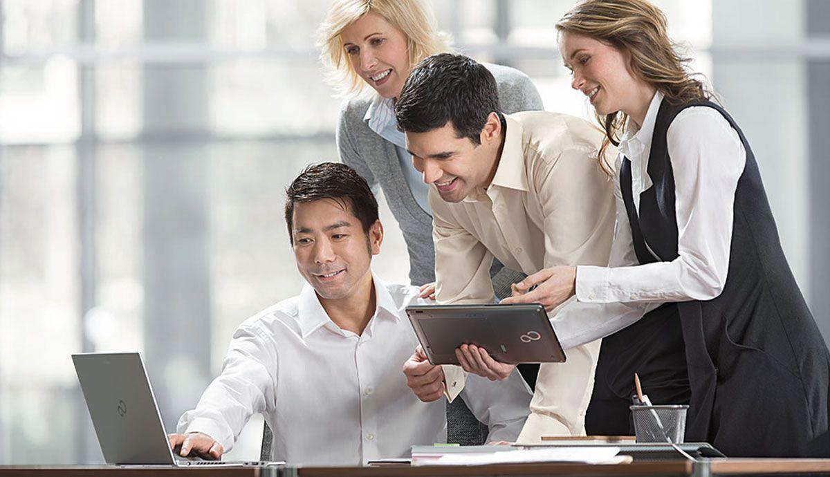 Der Mensch bleibt das Herzstück eines jeden Unternehmens – Gleichstellung im Betrieb bei Fujitsu