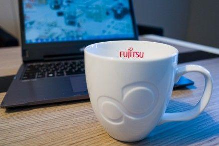Eine frische Fujitsu Kaffeetasse für Sie!