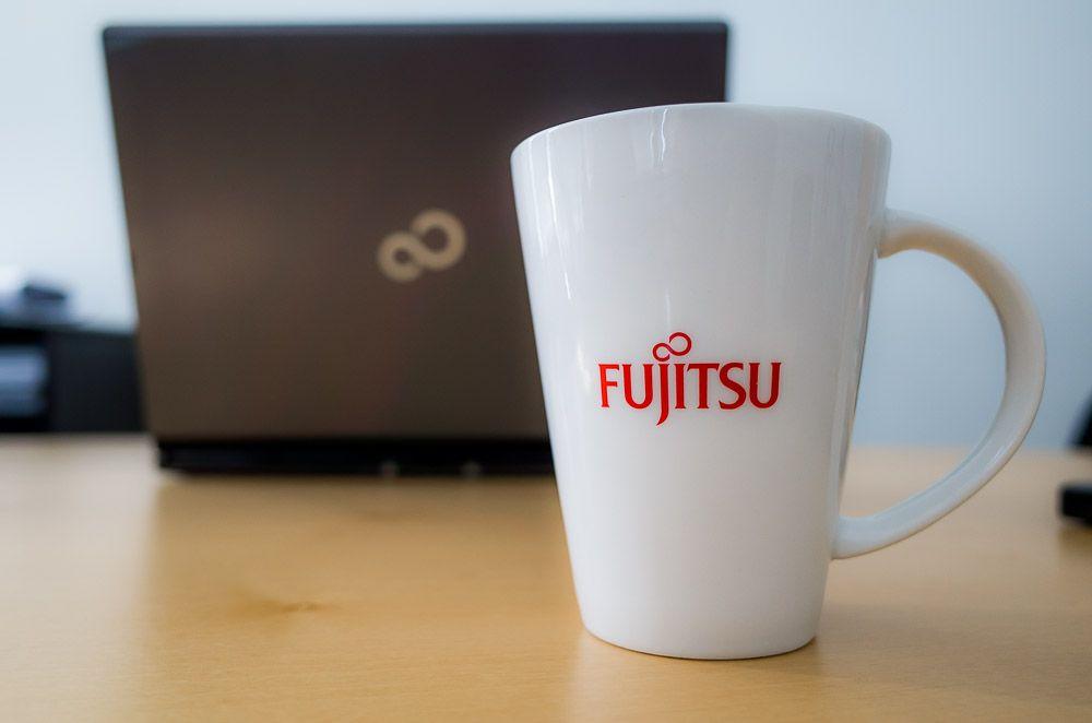 Die Fujitsu Kaffeetasse - Links zum Thema Sicherheit & mehr
