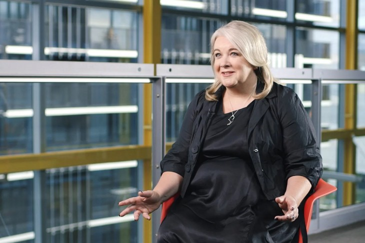 Alison Rowe, Global Executive Director Sustainability, Fujitsu