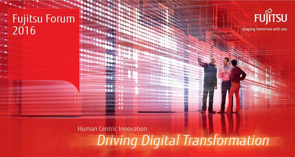 Fujitsu_Forum_2016_Ankündigung_Driving_Digital Transformation_Header