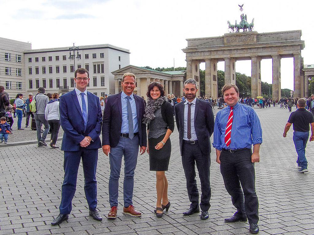 EMEIA Public Affairs Treffen Berlin