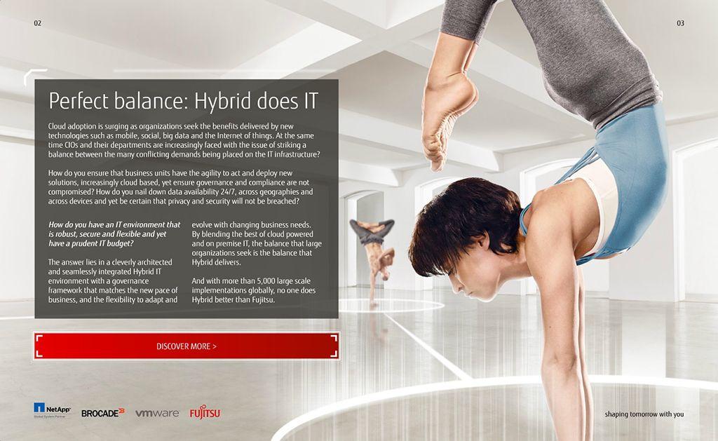 Fujitsu Hybrid IT eGuide