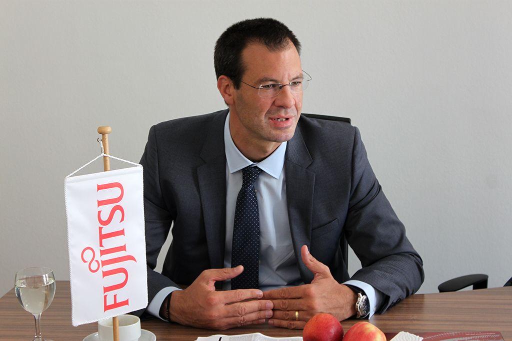 Behörden Spiegel-Interview im Berliner Verbindungsbüro