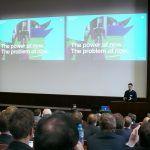 """""""The Power and the Problem of Now – Live ist das neue Geil!"""" - Vortrag von Panos Meyer (Twitter)"""