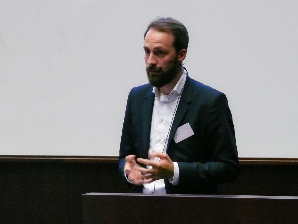 Lutz Mache (Google)