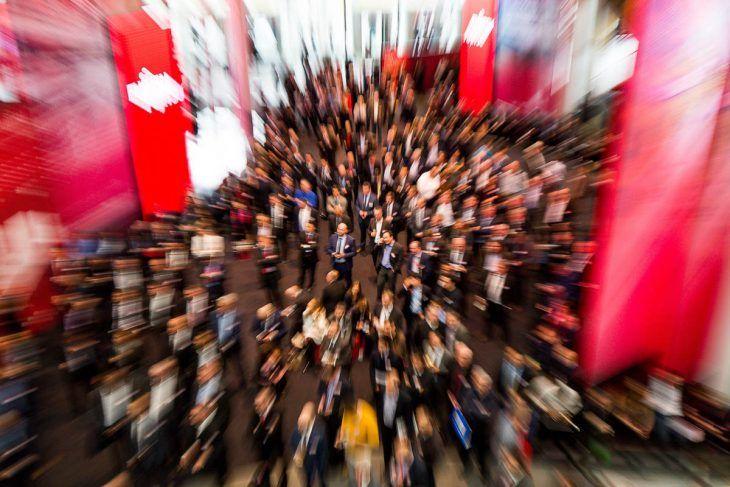Fujitsu Forum 2016: Die Digitalisierung in vielen Facetten - Impressionen des ersten Tages in München