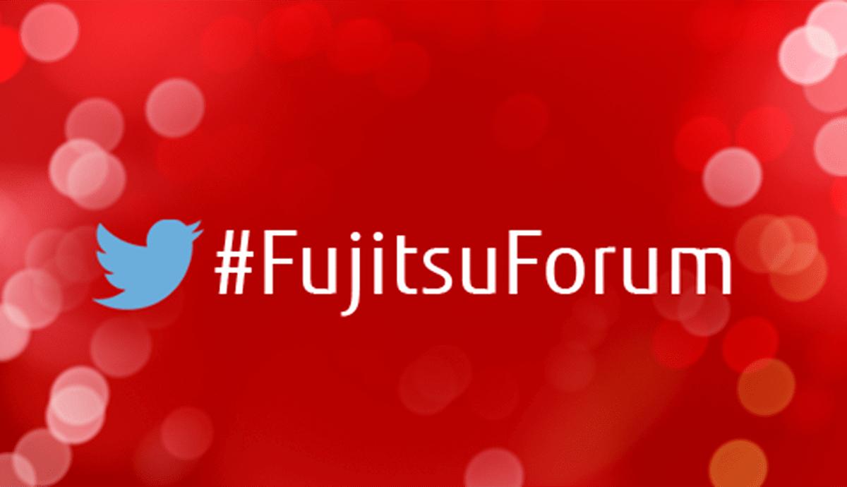 Social Media @ Fujitsu Forum 2015
