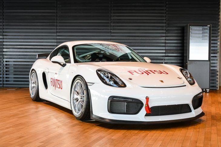 Storage Days bei Porsche in Leipzig
