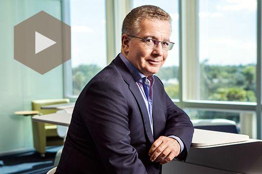 Citrix CEO Kirill Tatarinov