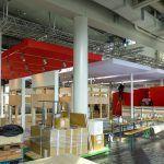 CeBIT 2017 - Impressionen vom Aufbau