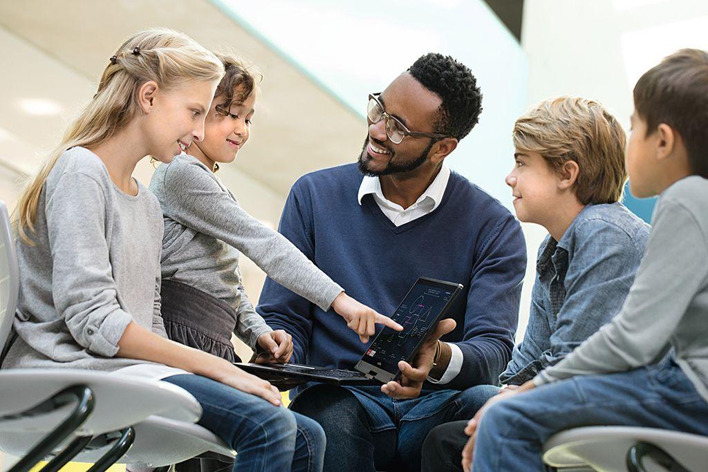 Digitale Bildung