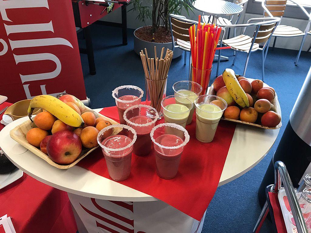 Health Day bei Fujitsu Schweiz