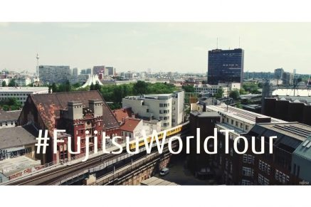 Fujitsu World Tour Berlin