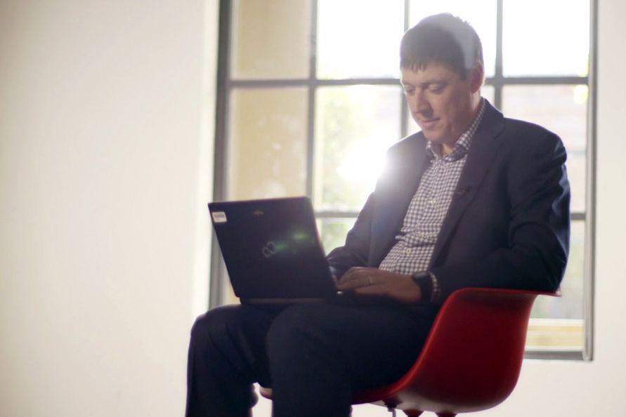 Fujitsu Perspectives: David Gentle über das Wunder der hypervernetzten Welt