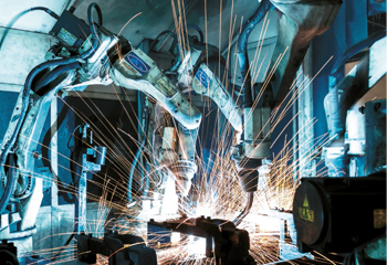 Industrie 4.0 - Internet of Things - Smart Factory