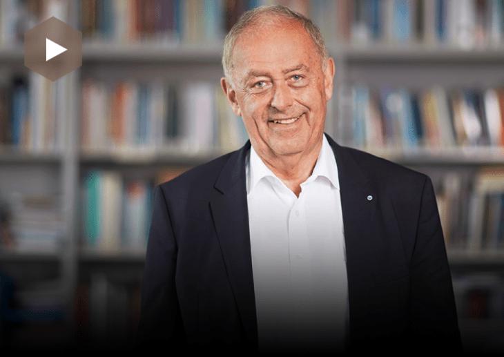 Dr. Franz Josef Radermacher, Professor für Künstliche Intelligenz an der Universität Ulm