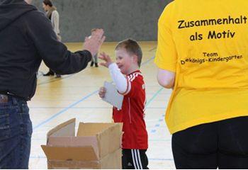 """Soziales Engagement bei """"Rheine geht vor"""""""