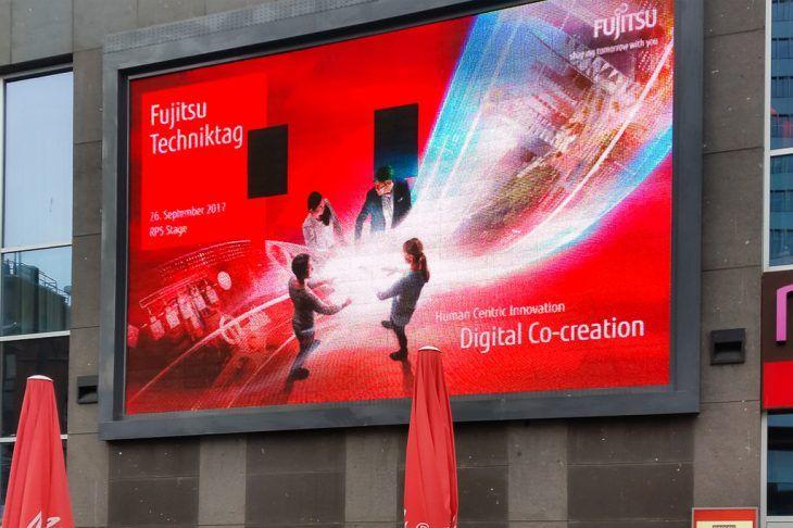 Fujitsu Techniktag 2017