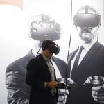 Fujitsu Forum 2017: Virtuelle Realität erleben