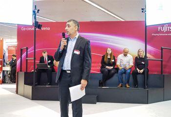 Fujitsu Forum 2017: In der Co-creation Arena