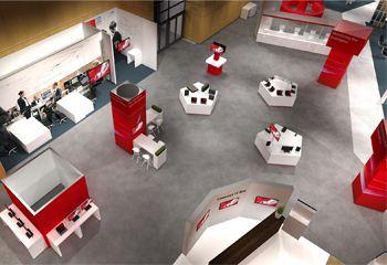 Demonstration Center Fujitsu Forum 2017 - Mobilizing the Enterprise