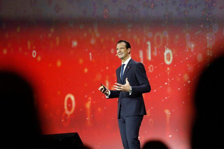 Fujitsu Forum 2017: Keynote zur Zukunft der Industrie 4.0