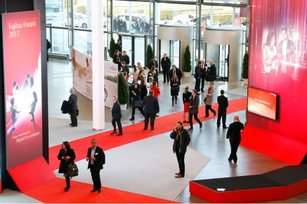 Willkommen beim Fujitsu Forum 2017