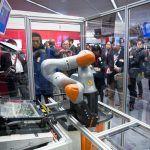 Fujitsu Forum 2017 - Robotik
