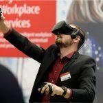 Fujitsu Forum 2017: Virtuelle Realität