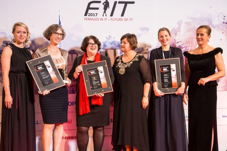 IT Woman of the Year Award