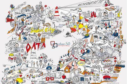 Smart Cities Konferenz - Visual Recording