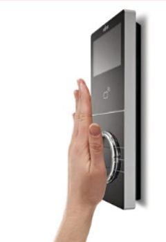 Arbeitsplatz der Zukunft: Biometrischer Sensor