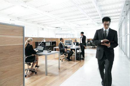Unser Arbeitsplatz der Zukunft